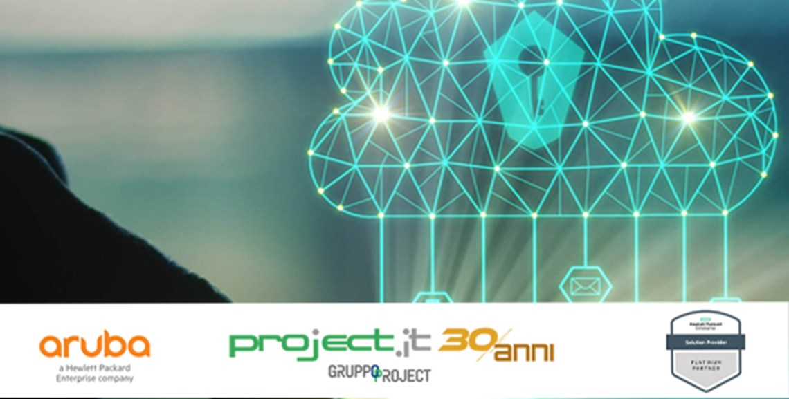 Smart Working e BYOD sicuri, con Project e HPE Aruba